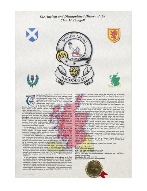 Heraldry Certificates